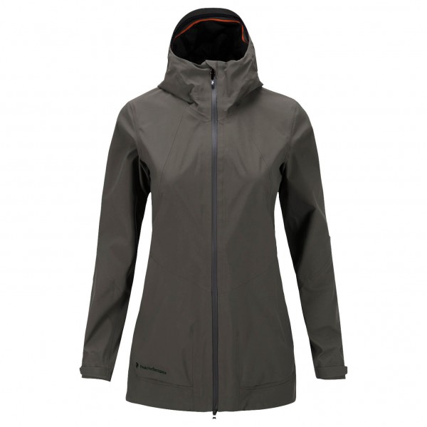 Peak Performance - Women's Civil 3L Jacket - Hardshelljack