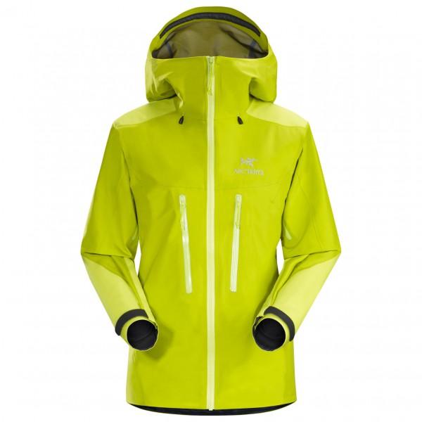 Arc'teryx - Women's Alpha AR Jacket - Hardshelltakki