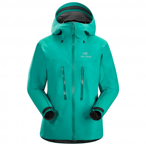 Arc'teryx - Women's Alpha AR Jacket - Regnjakke