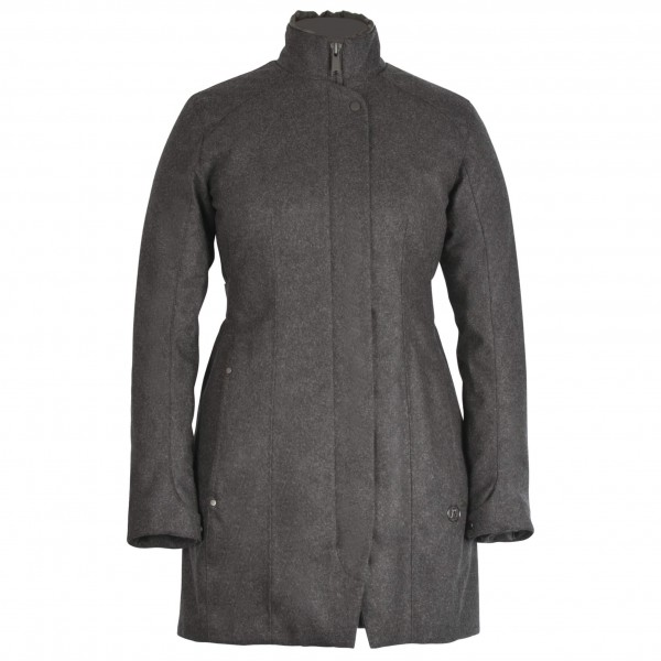 Alchemy Equipment - Women's Insulated Tech Wool Coat - Coat