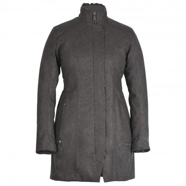 Alchemy Equipment - Women's Insulated Tech Wool Coat - Jas
