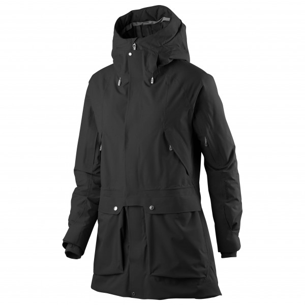 Houdini - Women's Spheric Parka - Mantel