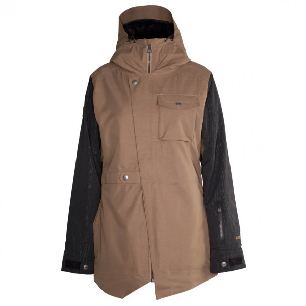 Armada - Women's Helena Insulated Jacket - Mantel