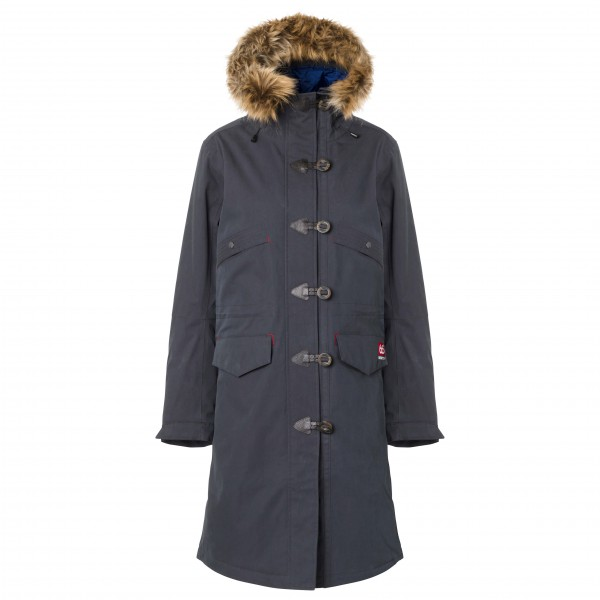 66 North - Snæfell Women's Parka with Fake Fur - Mantel