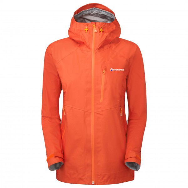Montane - Women's Air Jacket - Hardshelltakki