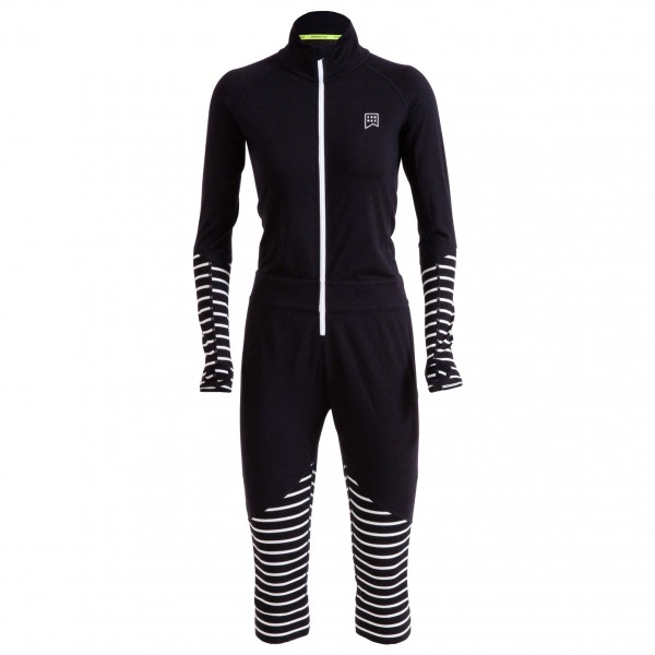 Mons Royale - Womens Supermons 3/4 One Piece - Overall