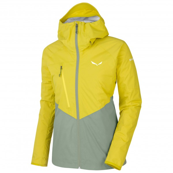 Salewa - Women's Agner Cordura PTX 2.5L Jacket
