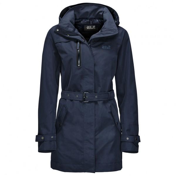 Jack Wolfskin - Women's Kimberley Coat - Pitkä takki