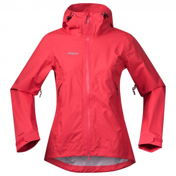 Bergans - Leto Lady Jacket - Regnjakke