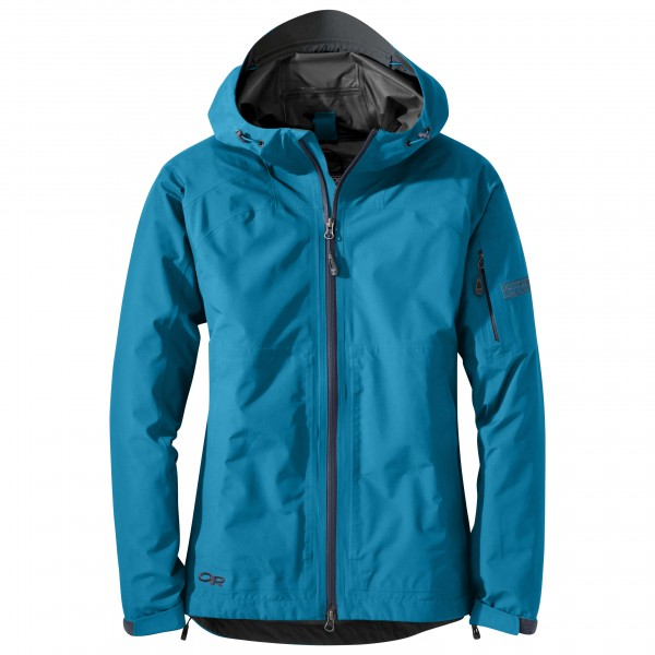 Outdoor Research - Women's Aspire Jacket - Regenjack