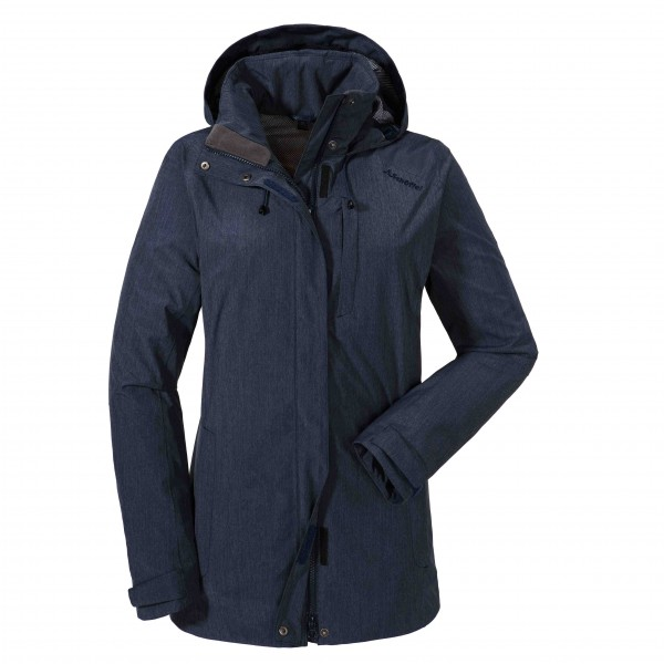 Schöffel - Women's ZipIn! Jacket Fontanella - Hardshelljacke