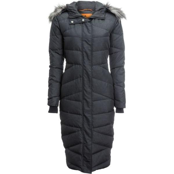 Basin + Range - Women's Blizzard Down Maxi Coat