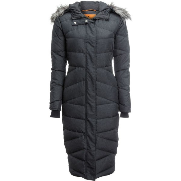 Basin + Range - Women's Blizzard Down Maxi Coat