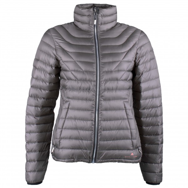 Basin + Range - Women's Wasatch 800 Down Jacket - Långjacka