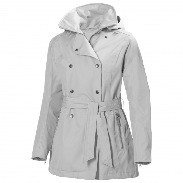 Helly Hansen - Women's Welsey Trench - Mantel