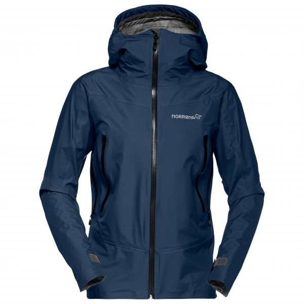 Norrøna - Women's Falketind Gore-Tex Jacket - Chaqueta impermeable