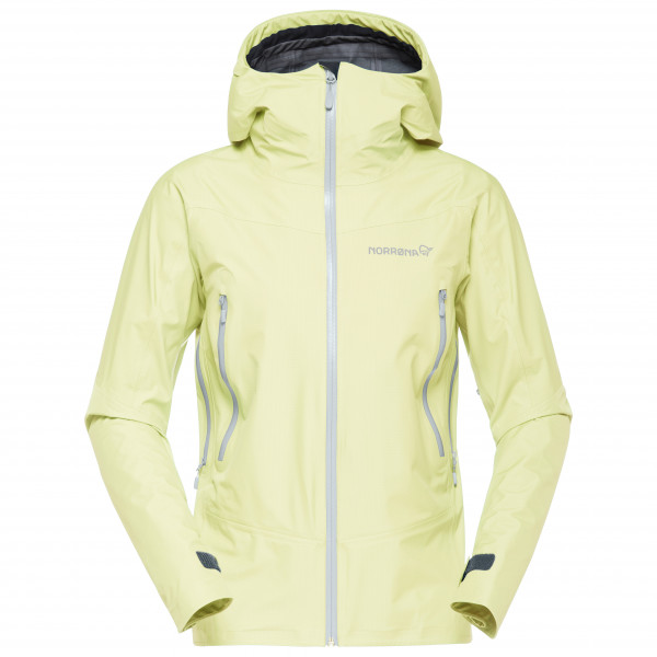 Norrøna - Women's Falketind Gore-Tex Jacket - Waterproof jacket