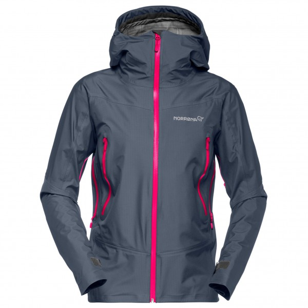 Norrøna - Women's Falketind Gore-Tex Jacket - Waterproof jacket