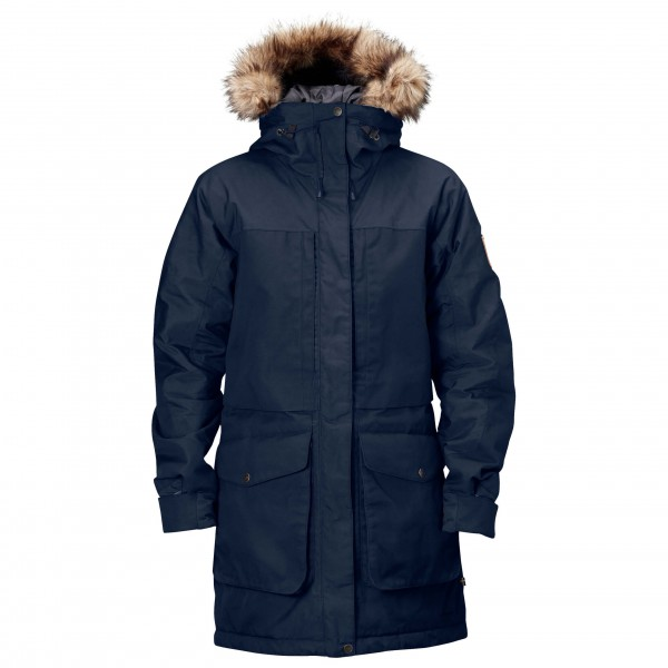 Fjällräven - Women's Barents Parka - Coat