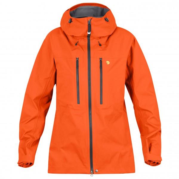 Fjällräven - Women's Bergtagen Eco-Shell Jacket - Regnjakke