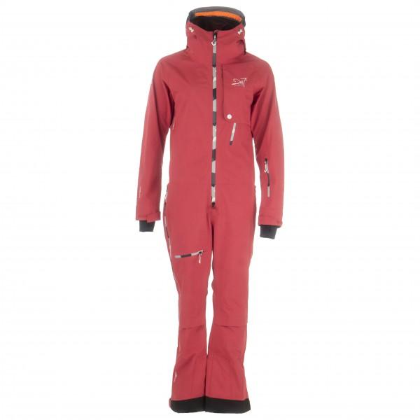 2117 of Sweden - Women's Eco 3L Ski Overall Salmi - Overall