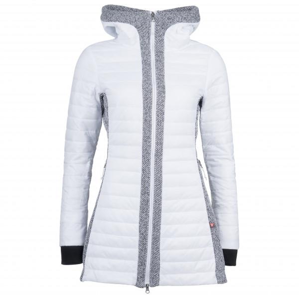 2117 of Sweden - Women's Padded Wool Coat Katthult - Frakke