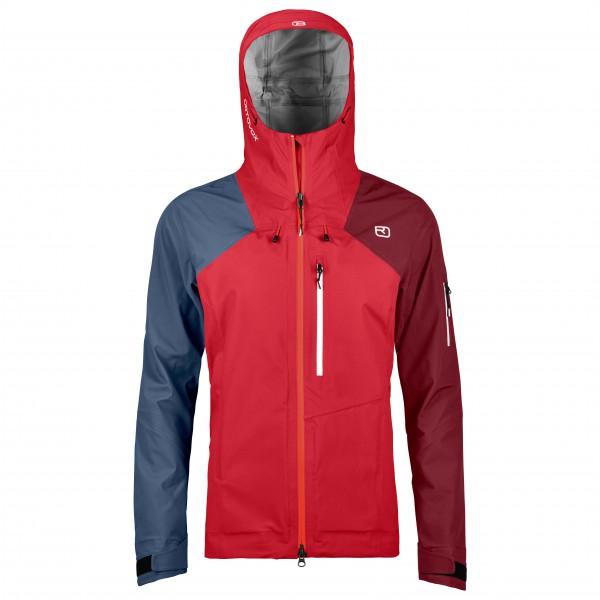 Ortovox - Women's 3L Ortler Jacket - Regnjacka
