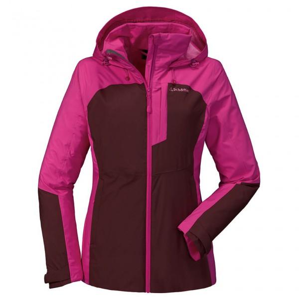 Schöffel - Women's ZipIn! Jacket Alyeska - Regnjakke