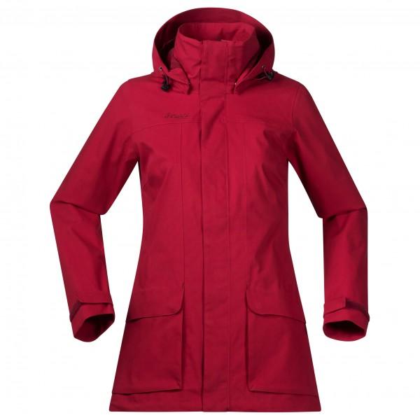 Bergans - Syvde Lady Jacket - Pitkä takki