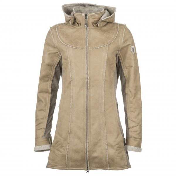 Kühl - Women's Dani Sherpa Trench - Coat