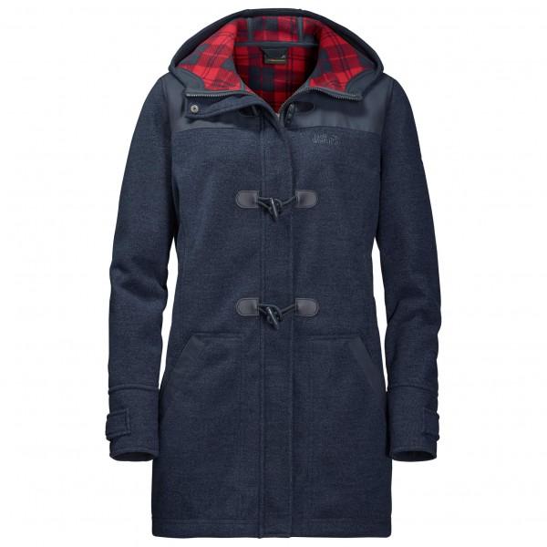 Jack Wolfskin - Edmonton Coat Women - Pitkä takki