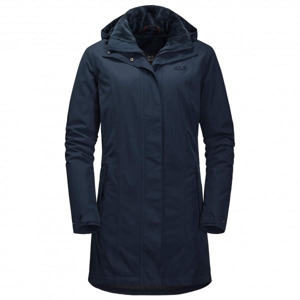Jack Wolfskin - Women's Madison Avenue Coat - Mantel
