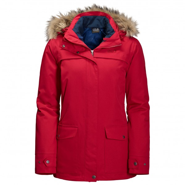 Jack Wolfskin - Women's Rocky Shore - Coat