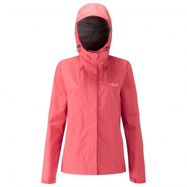 Rab - Women's Downpour Jacket - Regnjacka