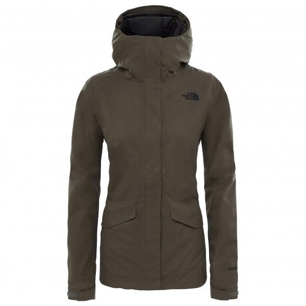 The North Face - Women's All Terrain Zip-In Jacket - Regnjacka