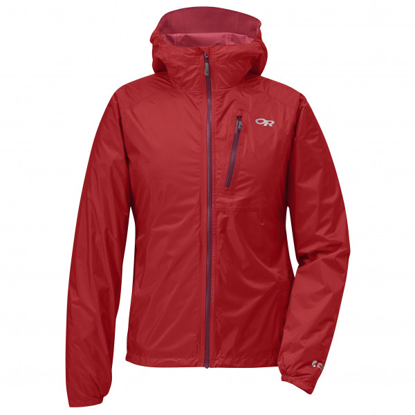 Damen Ii Outdoor Helium Regenjacke Research Jacket wOiTPkXZu