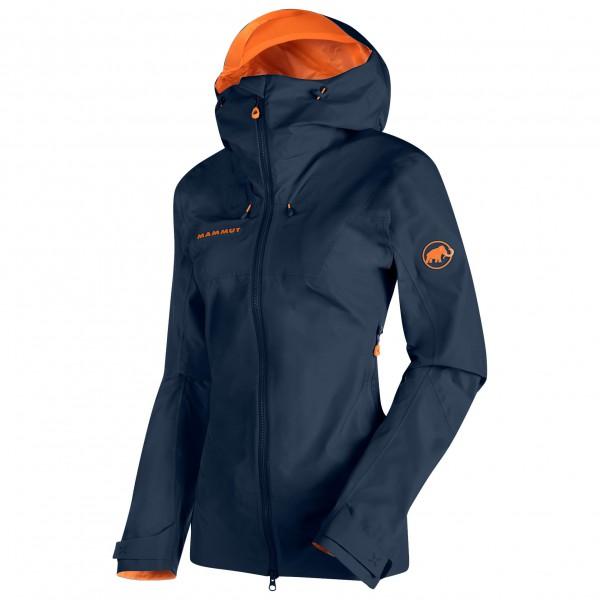 Mammut - Nordwand Advanced Hooded Jacket Women - Regenjacke