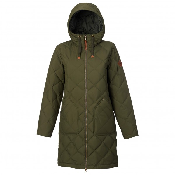 Burton - Women's Bixby Down Jacket - Långjacka