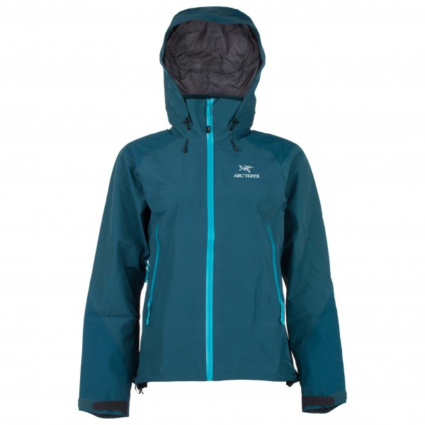 Arc'teryx - Women's Beta AR Jacket - Regnjacka