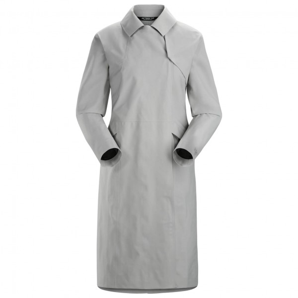 Arc'teryx - Women's Nila Trench Coat - Mantel