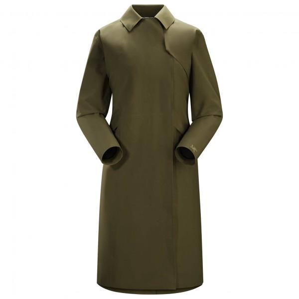 Arc'teryx - Women's Nila Trench Coat - Mantel