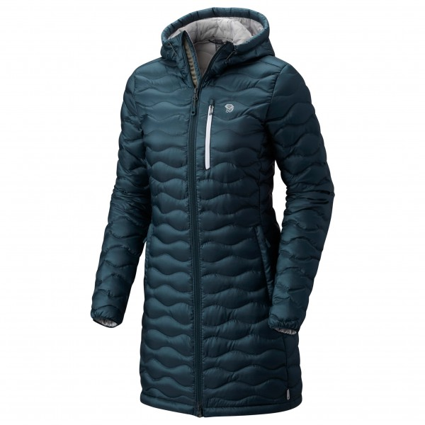 Mountain Hardwear - Women's Nitrous Hooded Down Parka - Coat