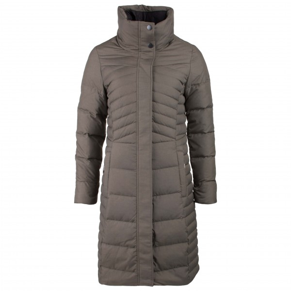Basin + Range - Women's North Star Down Coat - Mantel