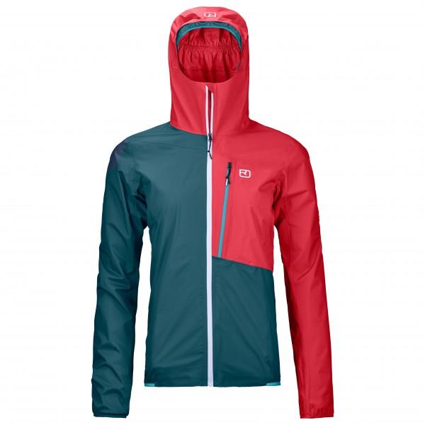 Ortovox - Women's 2.5L Civetta Jacket - Regnjakke