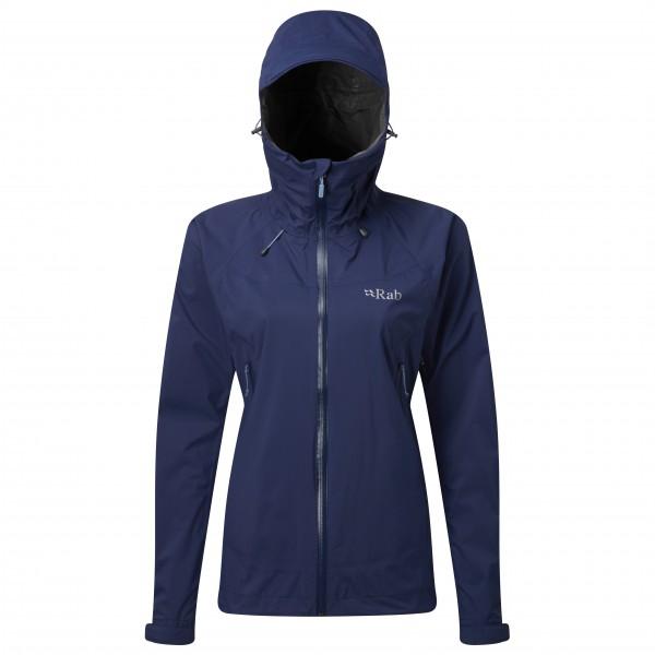 Rab - Women's Downpour Alpine Jacket - Regnjacka