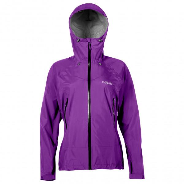 Rab - Women's Downpour Plus Jacket - Regnjacka