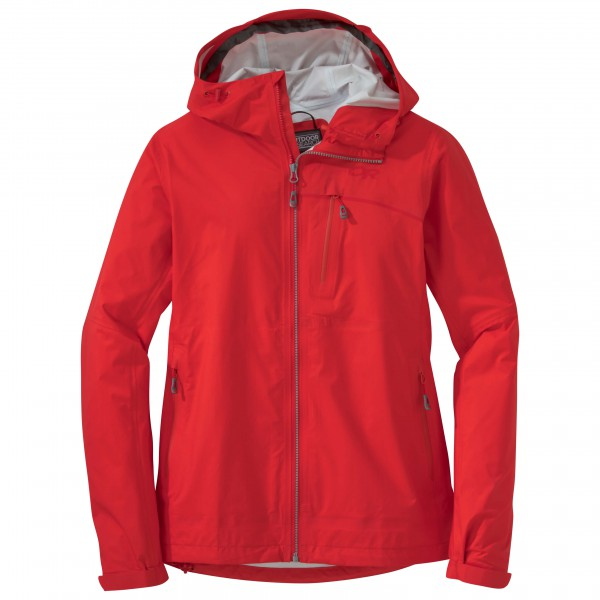 Outdoor Research - Women's Interstellar Jacket - Regenjacke