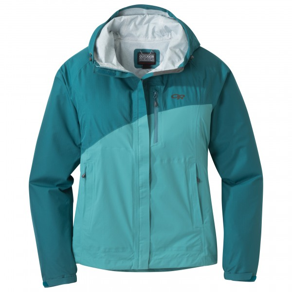 Outdoor Research - Women's Panorama Point Jacket - Regenjack