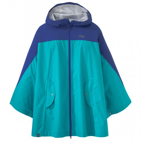 Outdoor Research - Women's Panorama Point Poncho - Regenjack
