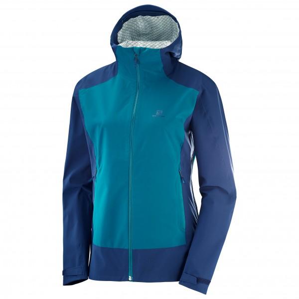 Salomon - Women's La Cote Stretch 2.5L Jacket - Regnjakke